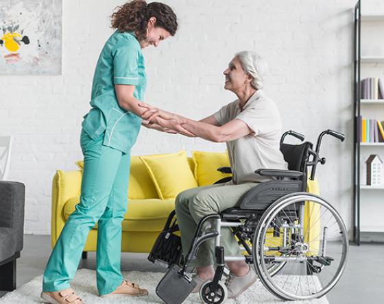 Apie VšĮ K. Griniaus slaugos ir palaikomojo gydymo ligoninę